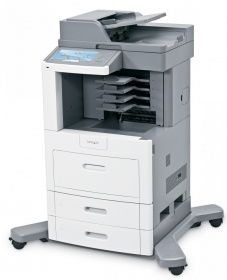 Lexmark X658DME MFP 4-in-1, 1233906156, by Lexmark