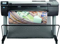 HP DesignJet T830 36'' MFP - F9A30A 914mm Drucken Scannen Kopieren A0 A1 A3, T830, by HP