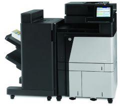 HP Color LaserJet Enterprise Flow M880z - A2W75A + mit Finisher +, 2314987430-1, by HP