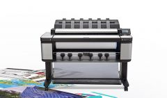 HP DesignJet T3500PS Multifunktions-Produktionsdrucker - B9E24A LAN, T3500PS, by HP