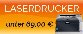 Laserdrucker unter 69,00 EUR